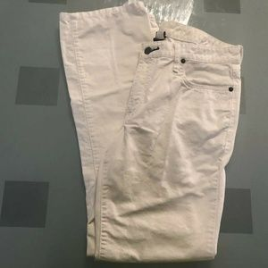 Kenneth Cole Reaction White Straight Jean 31x30